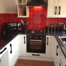 black and red kitchen designs. Interesting And Red White And Black Small Kitchen For Black And Kitchen Designs E