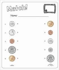 Money Worksheets Lovely Money Worksheets - Document Template Designs