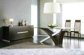 modern dining table set mid century modern walnut modern dining table set dining room set sleek