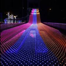 1.5*1.5M/3*2M/6*4M <b>Net Mesh LED</b> String 220V Outdoor Fairy <b>light</b> ...