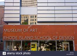 Rhode Island School Of Design Risd Buildings At Risd Musuem Of Art Rhode Island School Of