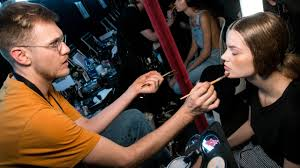 how makeup artist thomas de kluyver turned his club days into a major career