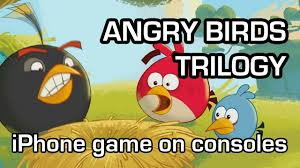 Angry Birds Trilogy - Three iOS games on disc (Xbox 360 gameplay 1080p) -  YouTube