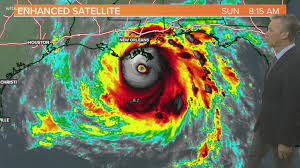 Hurricane Ida strengthens, Tropical ...