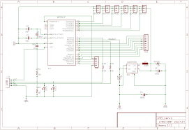 simple circuit diagram pcb layout images this could be drawn audio dac circuits as well eagle schematic software in addition
