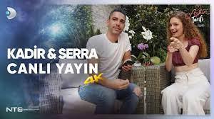 Aşkın Tarifi - Serra Arıtürk & Kadir Doğulu Canlı Yayın - YouTube