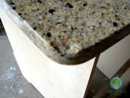how to repair damaged granite countertop chip in ardmore