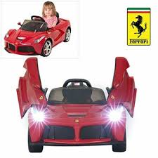 The licensed maserati levante licensed ride on car is looking to be one of our biggest hits with parents and grandparents alike. Rastar Ferrari Laferrari Ride On Car With Remote Control For Kids Kids Ride On Ferrari Laferrari Ferrari