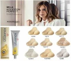 Details About Wella Color Colour Koleston Special Blonde Range Hair Dye Fast Free Postageuk