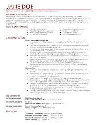 Bunch Ideas Of Sample Human Resources Manager Resume Fw73rx8c
