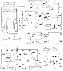 Electrical wiring 1985 body wiring continued ignition diagram 91