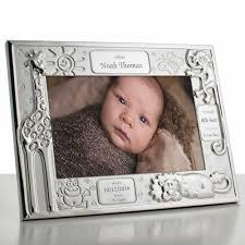 baby photo frame noahs ark theme