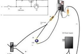light bar wiring diagram without relay wiring diagram how to wire led light bar to high beam at Led Light Bar Wiring Diagram Without Relay