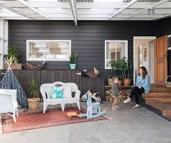 Lockwood Home Designs Nz A Rundown Lockwood Is Turned Into A Colourful Family Home