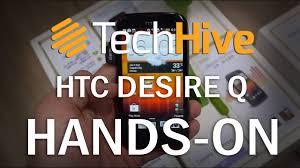 HTC Desire Q mit 1Ghz Prozessor und 4 ...