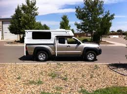 Pop Up Truck campers for your Tacoma come in many different styles ...