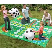 New Giant Ludo Outdoor Pub Family Garden Board Game