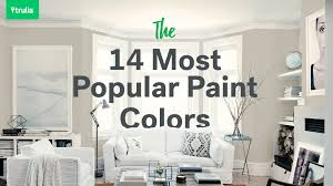 most popular gray paint colors14 Popular Paint Colors For Small Rooms  Life at Home  Trulia Blog