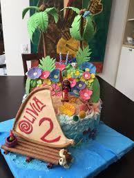 Moana Party Supplies Target Smash Cake On A Budget Maui Decorations