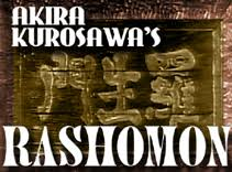 Image result for rashomon, kurosawa