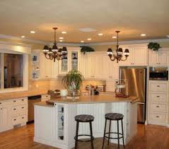 bright kitchen lighting. Bright Kitchen Lights Decorating Light Kitchens Table Overhead Lighting Home Wallpaper