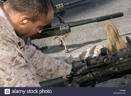 Sgt. Nicholas B. Abernathy, scout sniper team leader, Headquarters ...