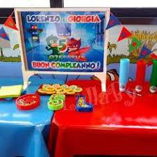 Pj Mask Party Decoration Ideas Pj Masks Party Ideas for a Boy Birthday Catch My Party 77