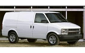 2005 Chevrolet Astro Cargo - Information and photos - ZombieDrive