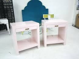 stunning white lacquer nightstand furniture. White Lacquer Nightstand Outstanding Red And Chair Stunning Furniture