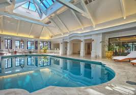 indoor pools in mansions with slides. Delighful Mansions 24 Awesome Home Indoor Pool Design With Slide To Make Your Kids Have Fun  SPACES For Pools In Mansions Slides