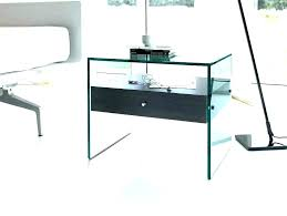 glass desk with drawers office computer white top and wit white and glass desk