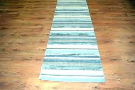 striped runner rugs striped rugs turquoise runner rug blue and white gradated photo 3 o striped striped runner rugs