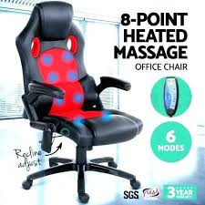 heated office chair. Desk Heated Recliner Pad Chair Heater Cool Massage Massaging With Heat Office Chairs For Heating C