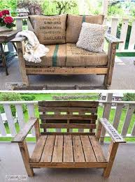 pallets as furniture. outdoorpalletfurniturewoohome30 pallets as furniture