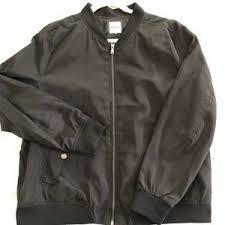 Kensie Black Bomber Jacket