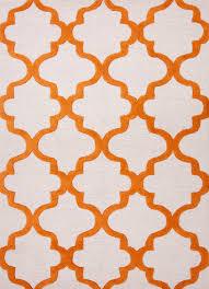 orange white rug  roselawnlutheran