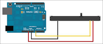 arduino playground flightgearinputpot wiring arduino and the input sensor