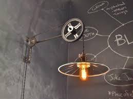 vintage industrial lighting fixtures. industrial lighting fixtures pulley vintage