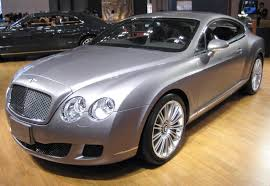 2008 Bentley Continental GT Speed - Information and photos ...