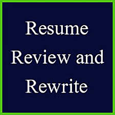 Resume Review And Rewrite Service Medcareer News