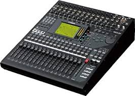 yamaha mixer. yamaha o1v96i digital mixer