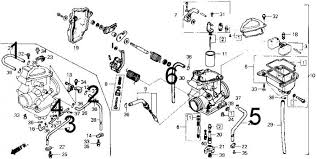 honda trx 350 engine diagram honda wiring diagrams