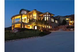 contemporary mountain house plans