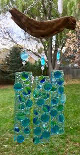 Glass Projects. Glass Wind ChimesFused ...