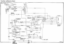 1972 arctic cat panther arctic cat 500 wiring diagram
