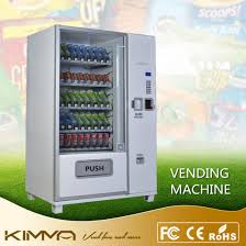 Refrigerated Vending Machine Unique China Snack Vending Machine Refrigerated Configure Bill Validator