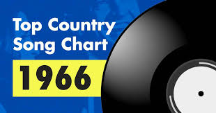 Top 100 Country Song Chart For 1966
