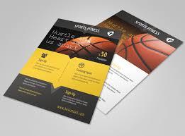 Training Flyer Basketball Training Flyer Template Mycreativeshop