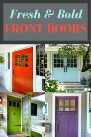 Front Doors: Chic Statement Front Door For Home Ideas. Statement ...