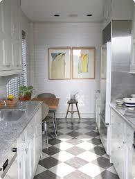 Galley Kitchens Designs 2 Modern Faucet Trendy Kitchen Stylish Kitchen In White Galley